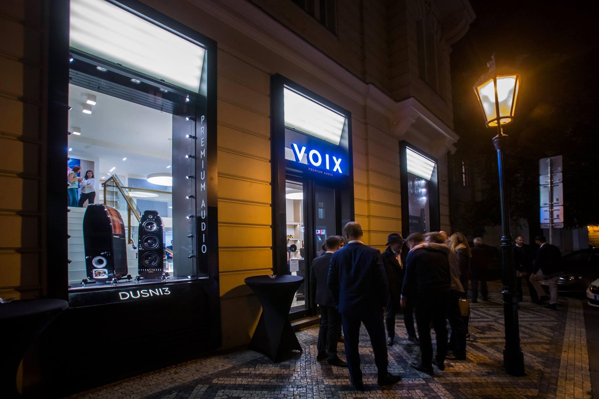 Prague Kharma showroom