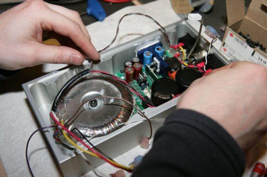 Introducing electronics