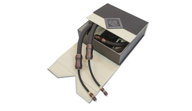 RCA cable packaging